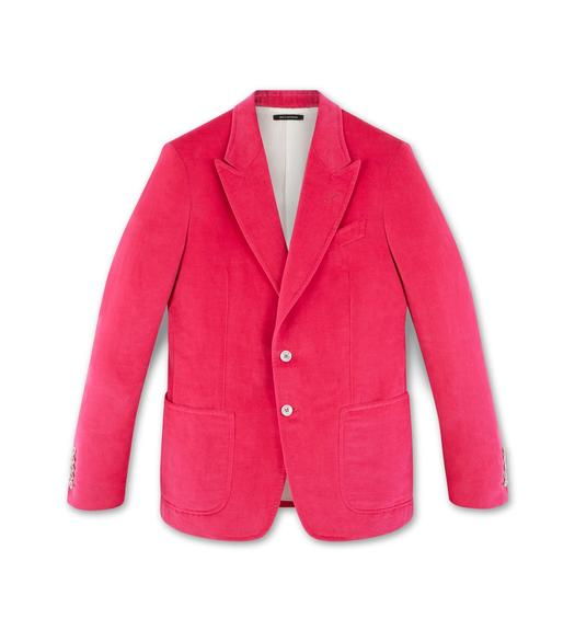 FUCHSIA SHELTON JACKET