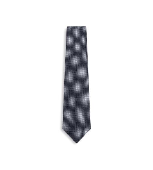INTERLOCKING WEAVE TIE