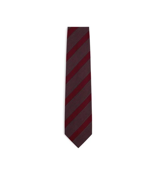 COLORBLOCK STRIPE TIE
