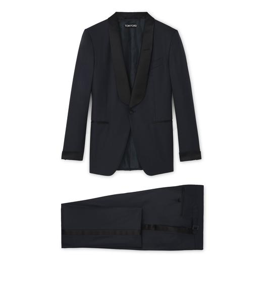 O'CONNOR SHAWL COLLAR EVENING SUIT