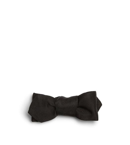 SMALL GROSGRAIN EVENING BOW TIE