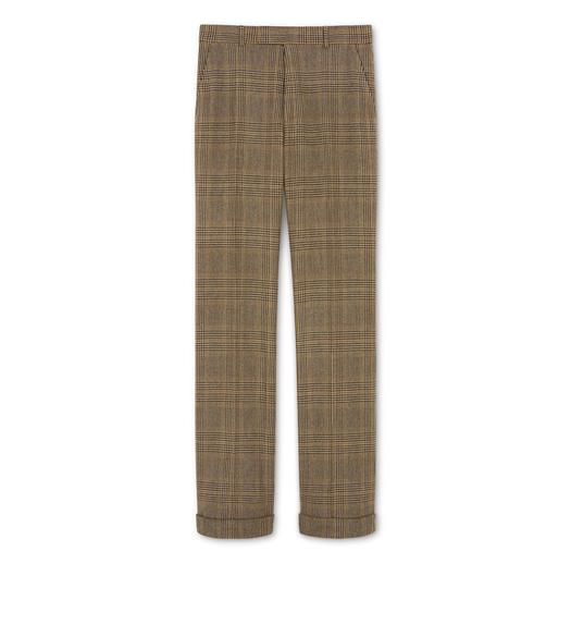 GRAND CHECK SHELTON TROUSER
