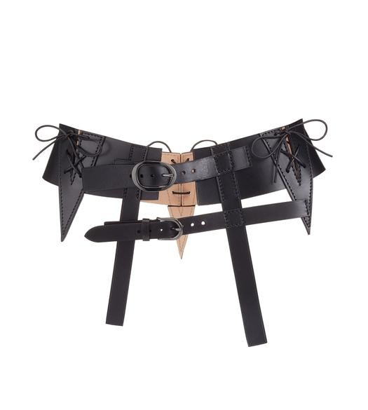TWO BUCKLE HIP BELT