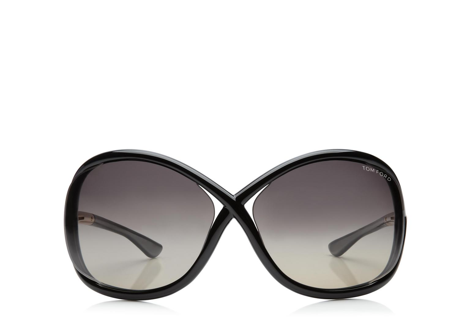 tom ford whitney oversized soft round polarized sunglasses. Black Bedroom Furniture Sets. Home Design Ideas
