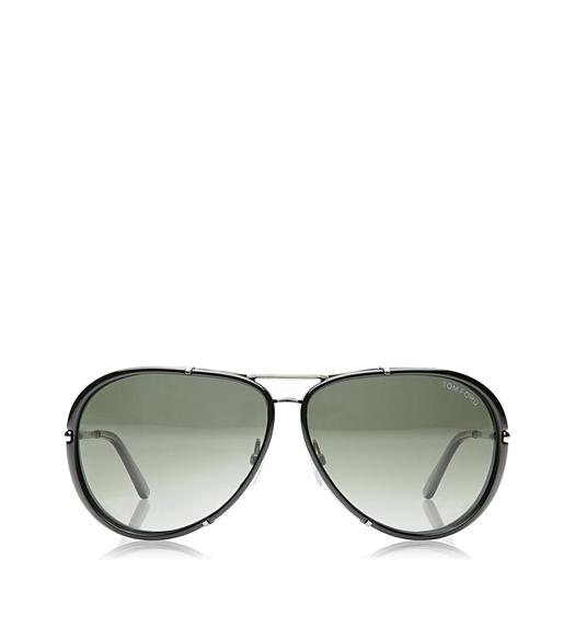 Cyrille Aviator Polarized Sunglasses