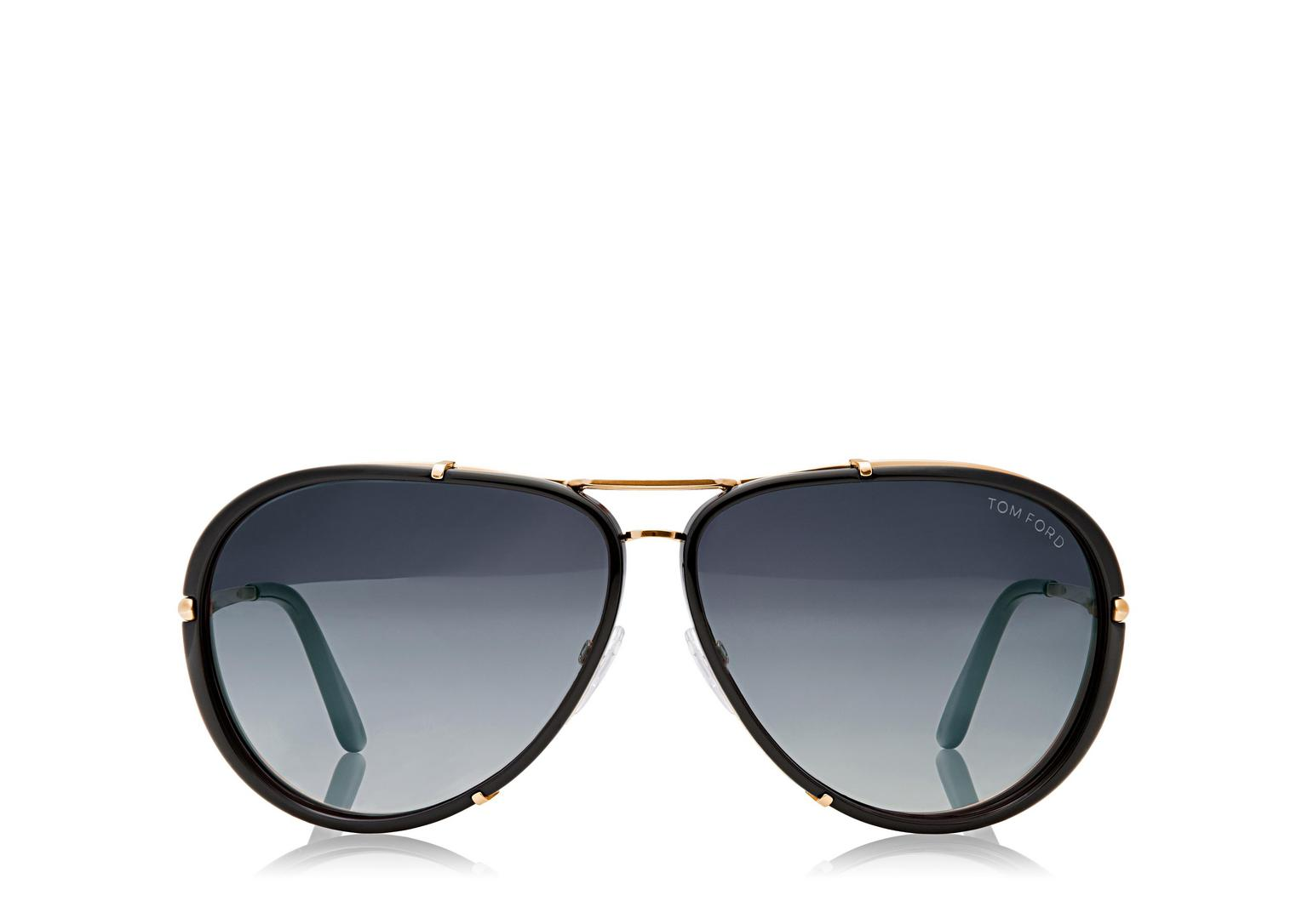 Cyrille Aviator Sunglasses