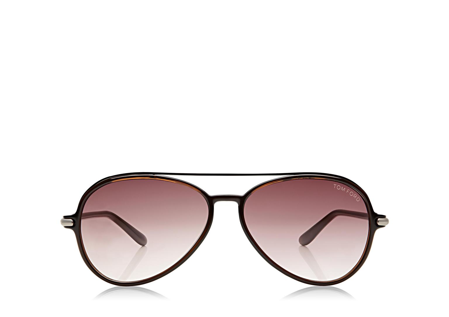 Ramone Aviator Sunglasses