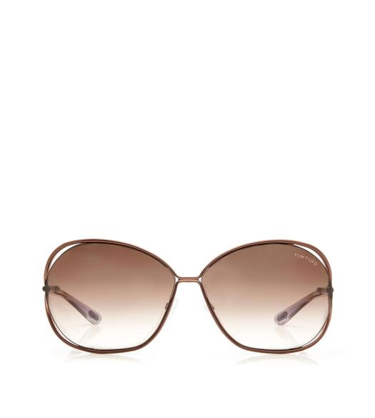 Carla Soft Square Sunglasses
