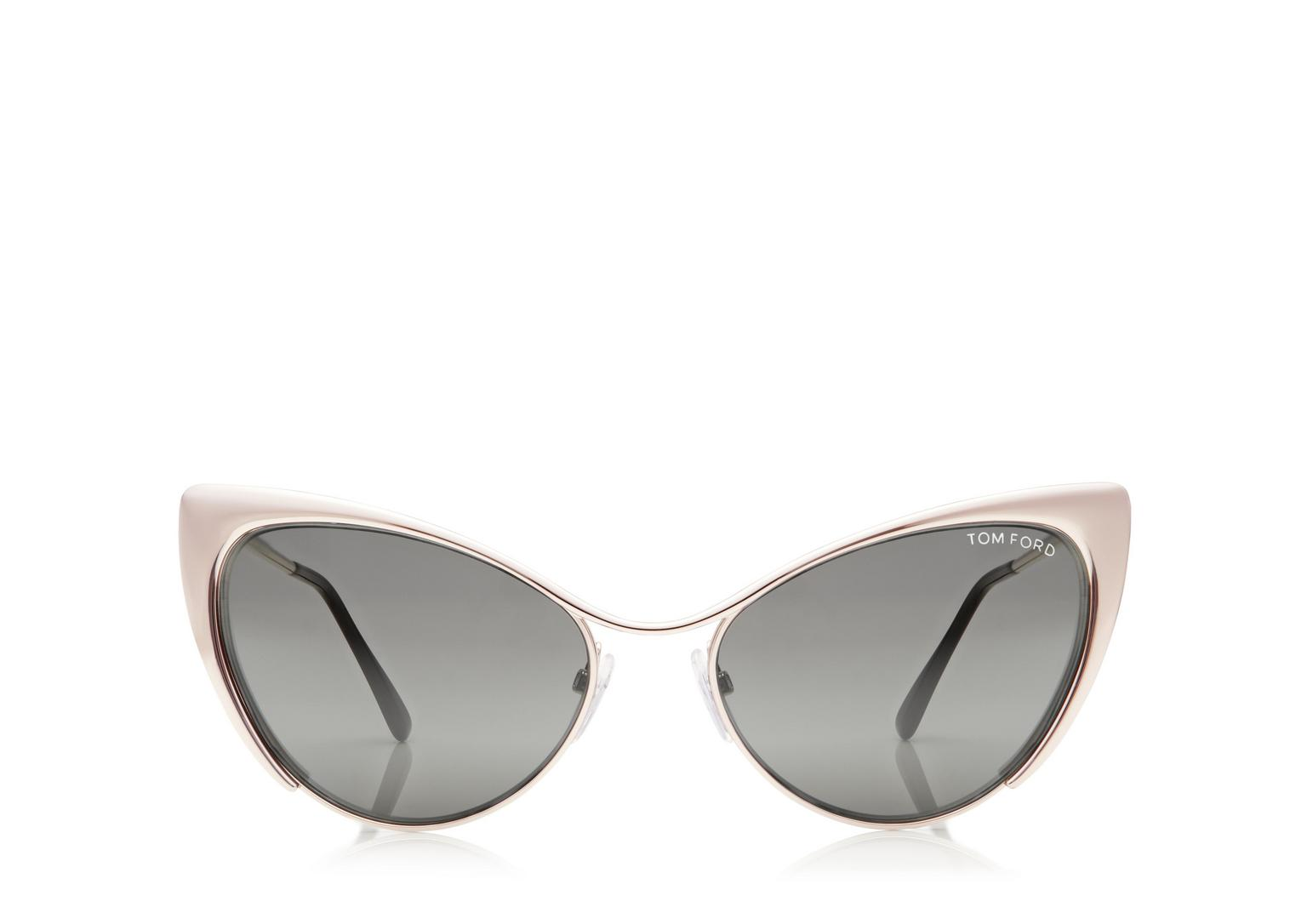 Nastasya Cat-Eye Sunglasses