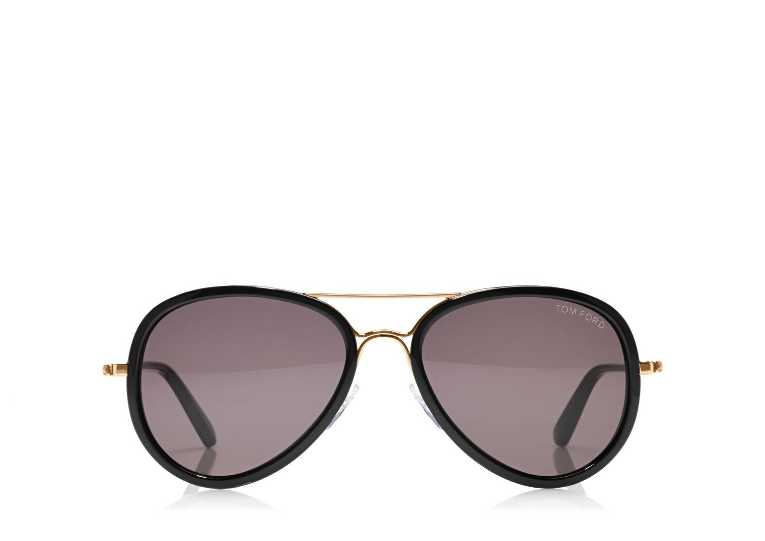 Miles Aviator Sunglasses