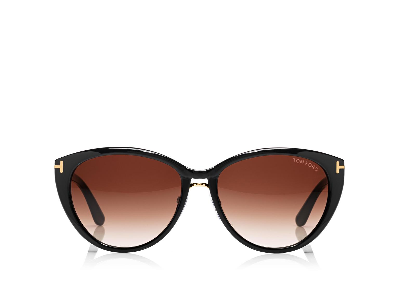 Gina Cat-Eye Sunglasses