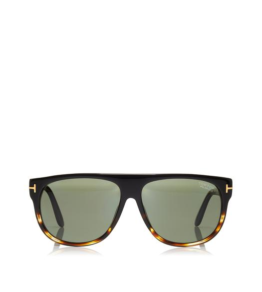 Kristen Polarized Aviator Sunglasses