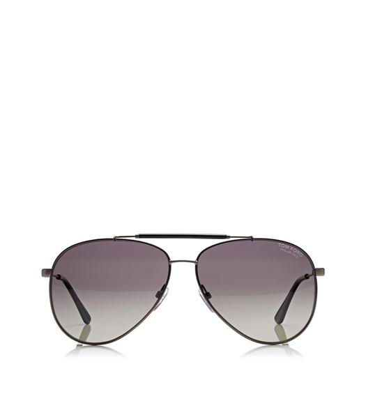 Rick Aviator Polarized Sunglasses