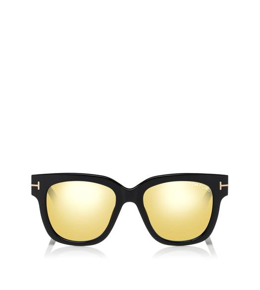TRACY SUNGLASSES WITH FLASH LENSES