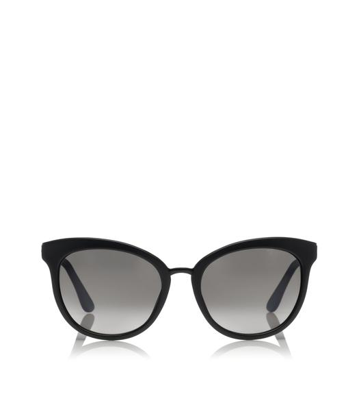 EMMA CAT-EYE POLARIZED SUNGLASSES