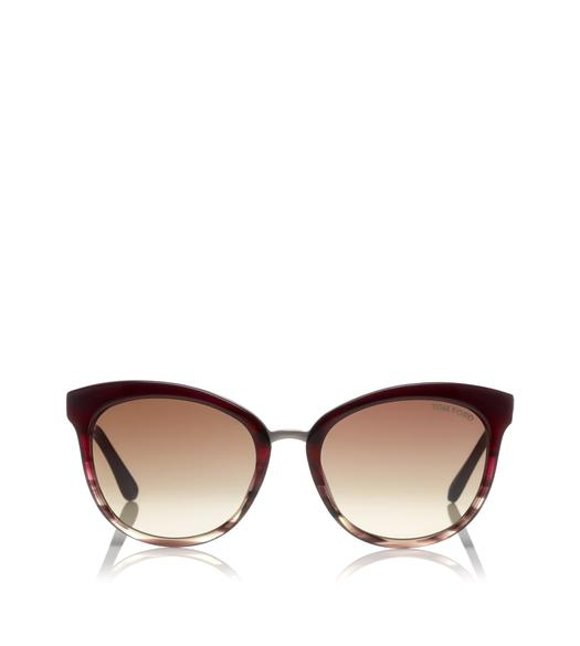 EMMA CAT-EYE SUNGLASSES
