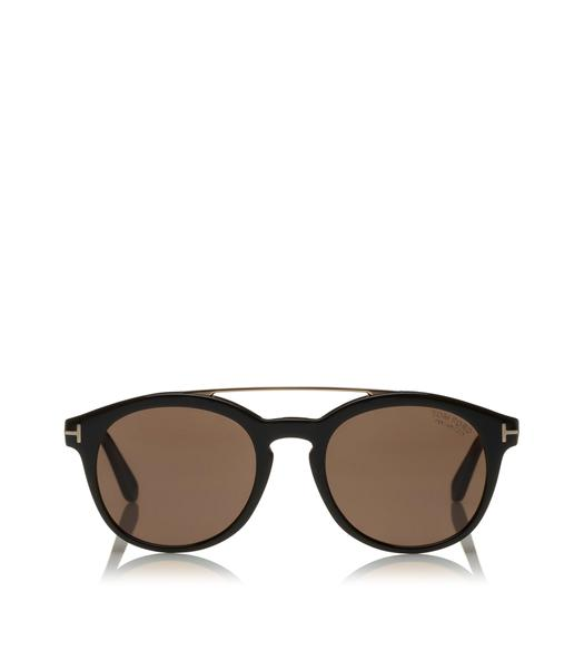 NEWMAN SUNGLASSES WITH POLARIZED LENSES
