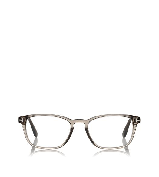 Clear Round Optical Frame