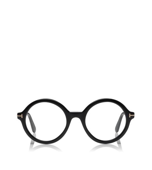 OVERSIZED ROUND OPTICAL FRAME