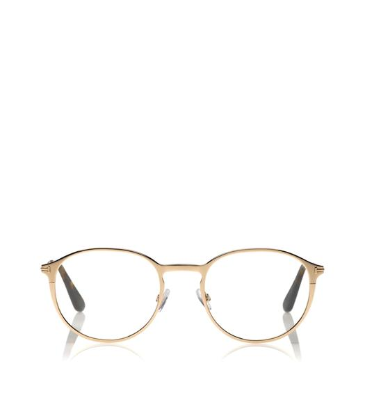 SOFT ROUNDED OPTICAL FRAME WITH MAGNETIC CLIP