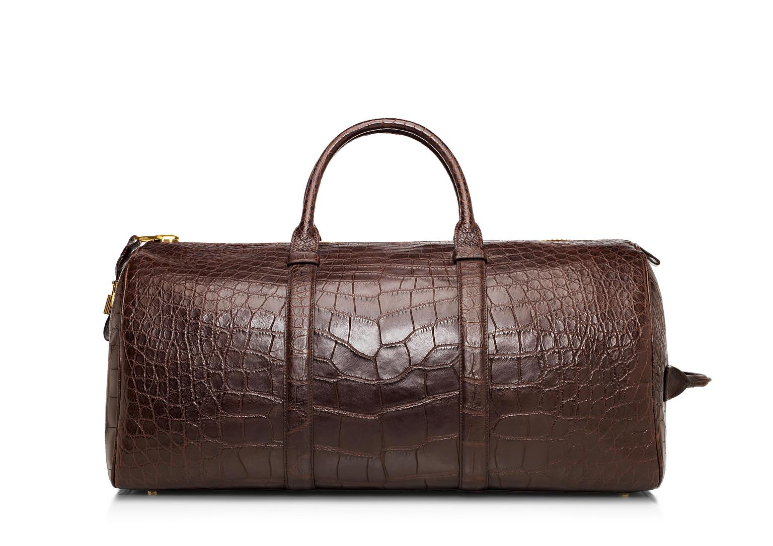 Buckley Alligator Duffle