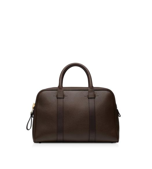 Buckley Leather Small Trapeze Briefcase