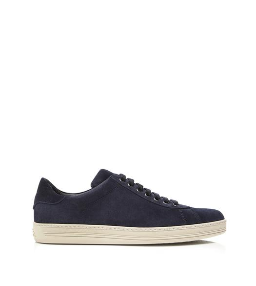 Russel Suede Low Top Sneaker