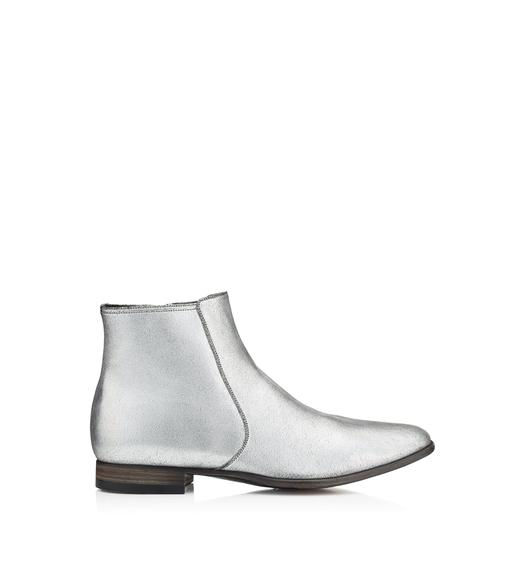 GLOUCESTER SIDE ZIP ANKLE BOOT