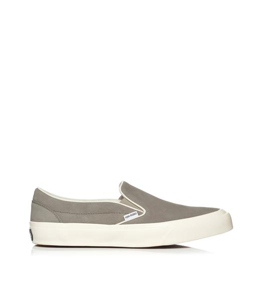 CAMBRIDGE SLIP ON SNEAKER
