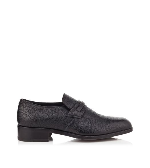 WILSON HIGH VAMP LOAFER