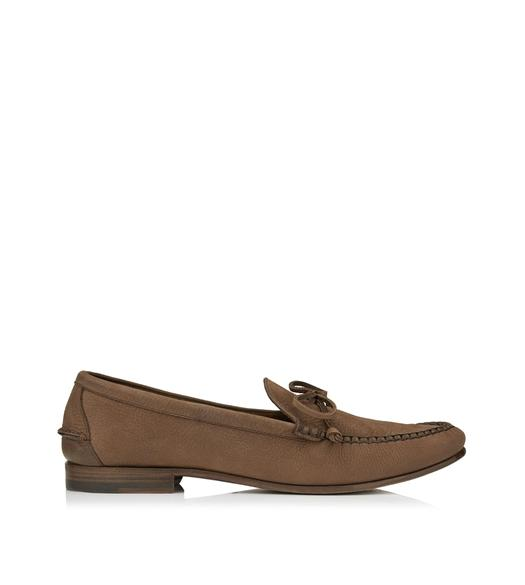 FINCH NUBUCK LOAFER