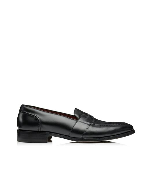 TAYLOR LEATHER LOAFER