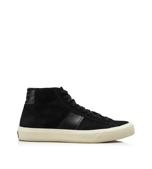 CAMBRIDGE HIGH TOP SNEAKERS