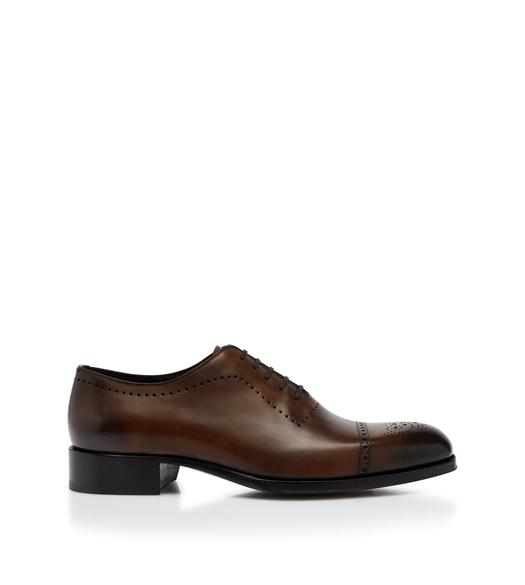 EDGAR OXFORD BROGUE