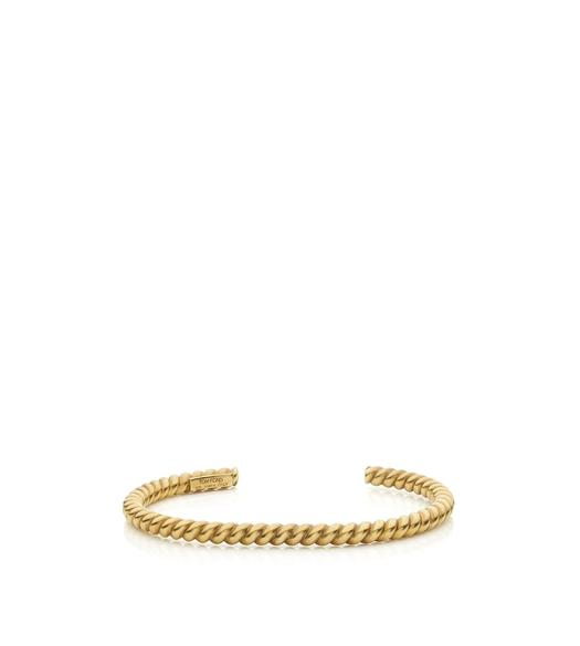 SLIM TWISTED BRACELET