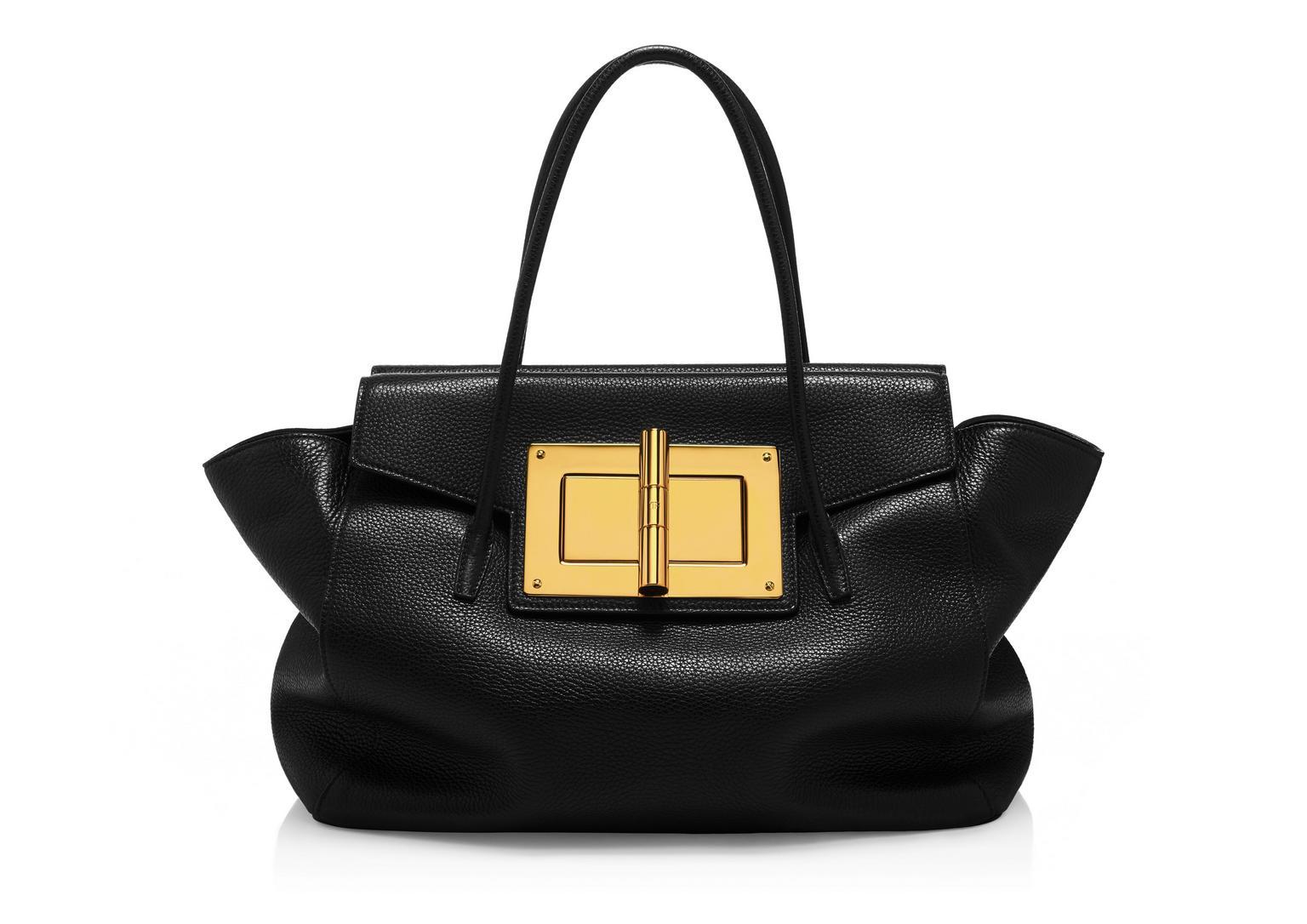 حقائب يد وأحذية توم فورد 2015 L0566T-GLT_BLK_OS_A?