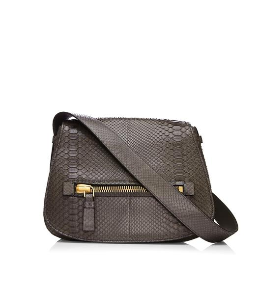 JENNIFER SOFT SADDLE BAG