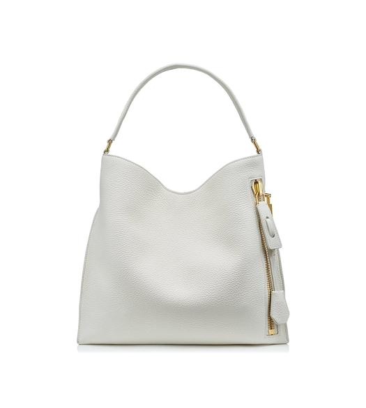ALIX SMALL HOBO SHOULDER BAG