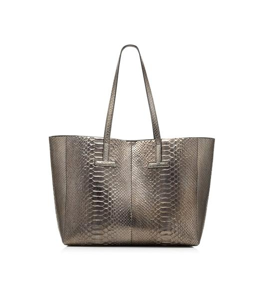 SMALL PYTHON T TOTE