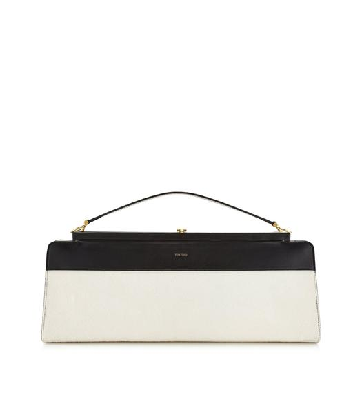 BIANCA EAST WEST OVERSIZE CLUTCH