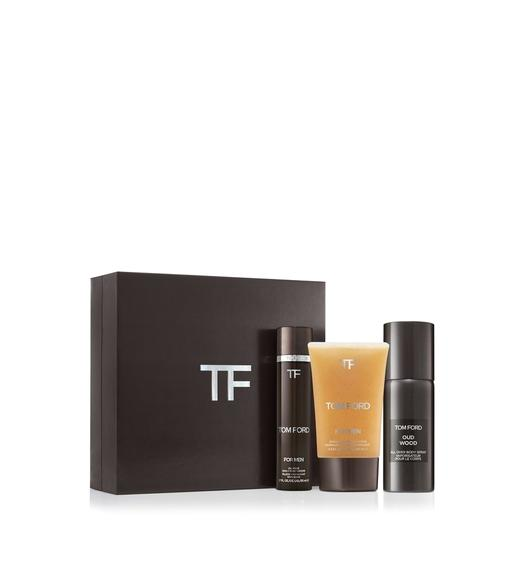 SKINCARE AND GROOMING GIFT SET