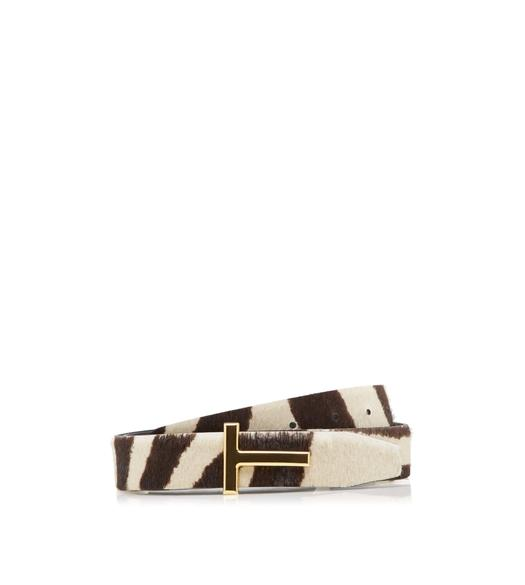 ZEBRA T ICON BELT