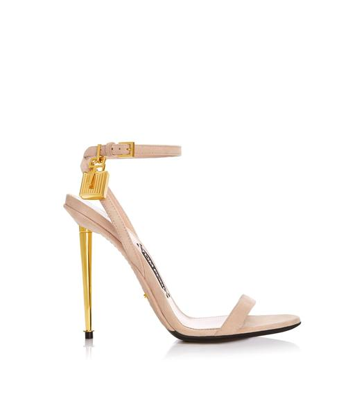 STRAPPY SANDAL WITH SPIKE HEEL