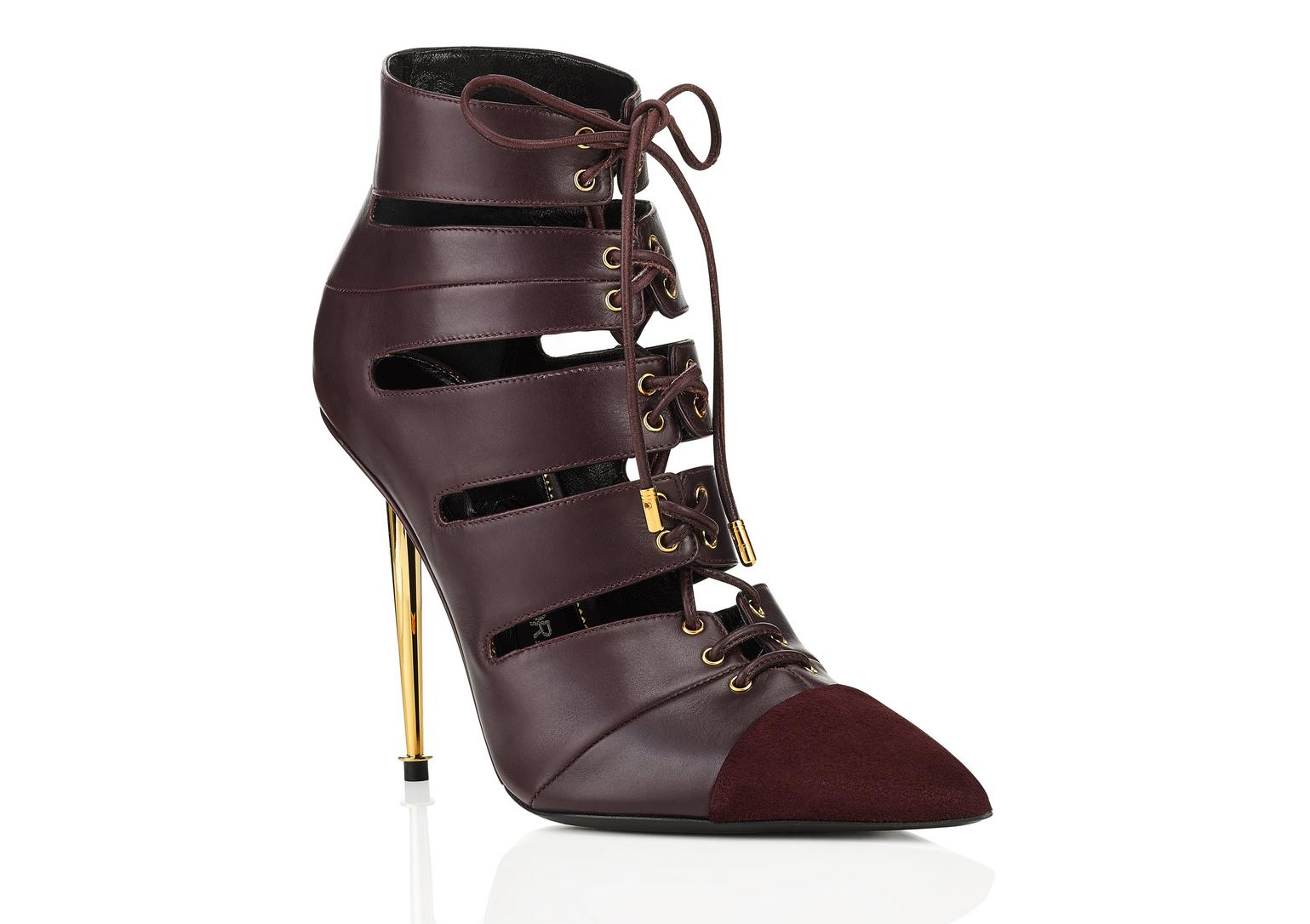 Tom Ford Lace Up Heels