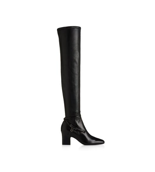 OVER THE KNEE T BOOT