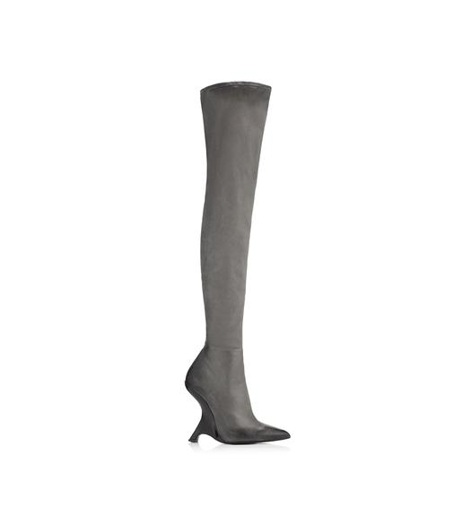 SINUOUS THIGH HIGH BOOT
