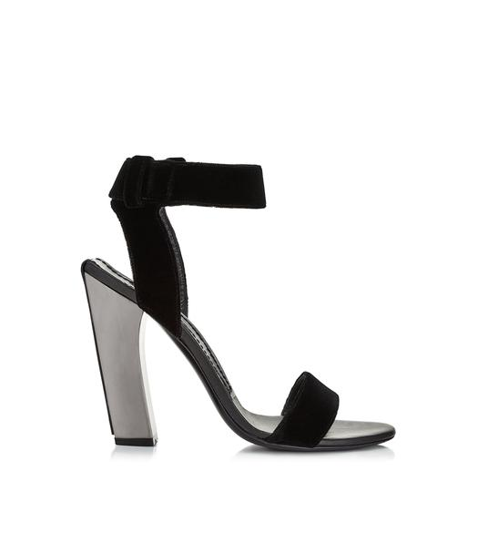 CAMARGUAISE ANKLE STRAP SANDAL