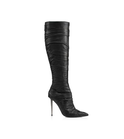 NAPPA SOFT WRAP KNEE HIGH BOOT