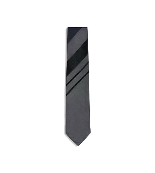 RETRO WIDE STRIPE TIE