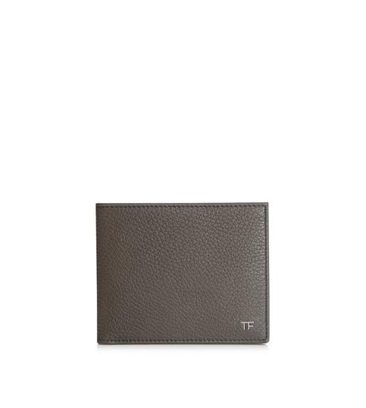 LEATHER CLASSIC BIFOLD WALLET